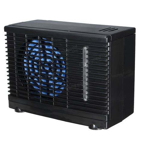 fan and air conditioner 12v portable home car cooler fan water ice