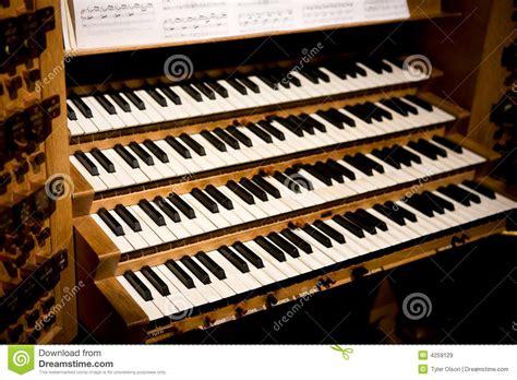 Pipe Organ Keys Stock Image Image Of Keys Bass Piano