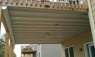 under deck ceiling system dryspace pinterest