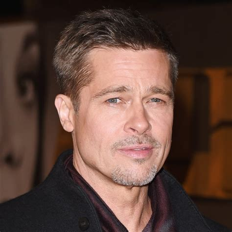 He has received multiple awards, including two golden globe awards and an academy award for his acting. Brad Pitt   POPSUGAR Celebrity