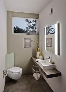 Spiegel Für Gäste Wc : klein aber fein der tignum im g ste wc g stewc lichtspiegel mirror interiordesign tignum ~ Watch28wear.com Haus und Dekorationen
