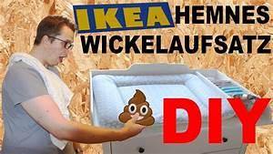 Wickelaufsatz Hemnes Ikea : diy ikea hemnes wickeltisch wickelaufsatz selber bauen ~ Watch28wear.com Haus und Dekorationen