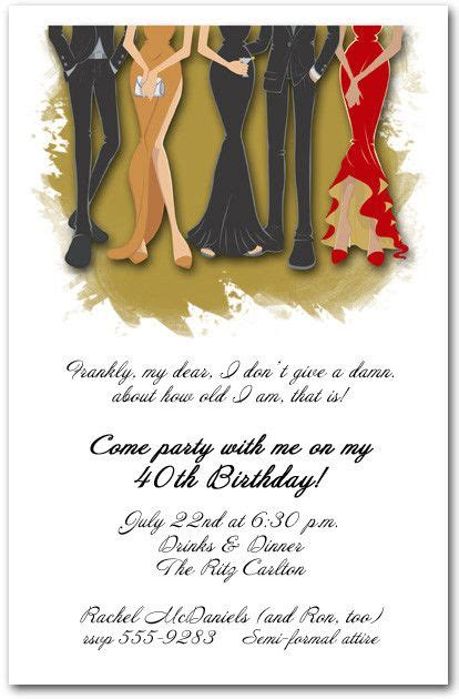 legs formal attire party invitations cocktail party
