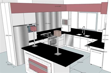 dessiner cuisine 3d les meubles perron perspective dessin en 3d meuble mobilier contemporain