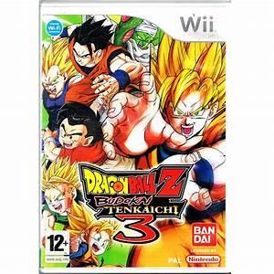 Dragon Ball Budokai Tenkaichi 3 Wii Dragon Ball Z