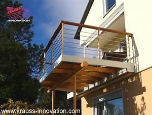 Balkon Nachträglich Anbauen Genehmigung : balkon vergr ern home ideen ~ Frokenaadalensverden.com Haus und Dekorationen