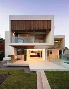 Façade Maison Moderne : maison moderne facade mc immo ~ Melissatoandfro.com Idées de Décoration