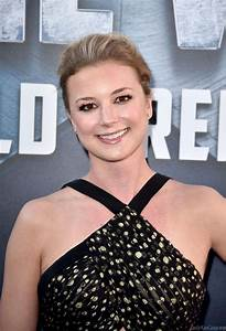 Emily VanCamp - Marvel's 'Captain America: Civil War ...