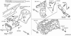 Nissan Cube Engine Control Module  Cvt  California  Cal