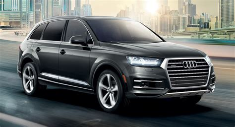 Audi Q7 Recalled Stateside Over An Issue With... C-Pillar ...