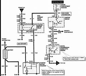 1989 Ford F 150 Solenoid Wiring Diagram