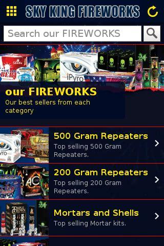 Download Sky King Fireworks APK Terbaru Android - HappyMod