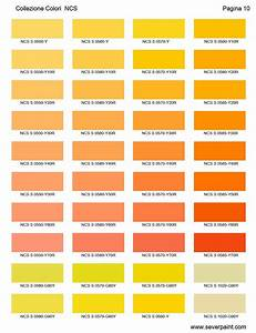 Cartella Colori Ncs 1950 Severpaint Colori E Vernici