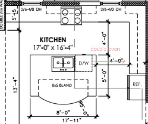floor plan kitchen layout kitchen layout appliances megan handmade 7253