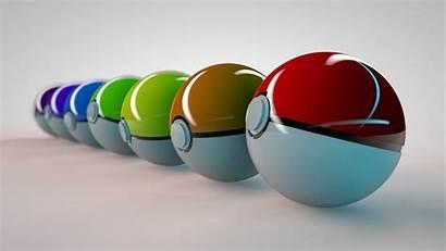 Pokemon Ball Resolution Wallpapers