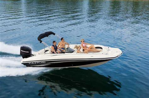 research tahoe  deck boat  iboatscom