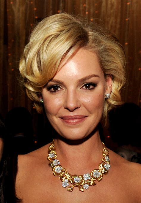 katherine heigl short curls short hairstyles lookbook