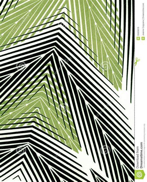 Black White Green Wallpaper Textile Striped Wallpaper