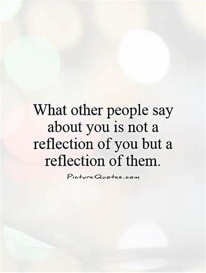 Say Quotes Negative Hanging Reflection Mean Them