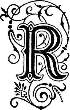 fancy letter  fancy letters letter  tattoo decorative letters