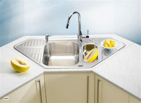kitchen granite countertop ideas corner sink kitchen with attractive layout to tweak your