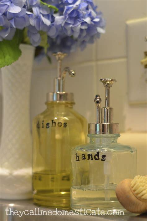 Best 25  Dish soap dispenser ideas on Pinterest   DIY