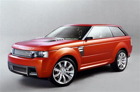 Two-door Range Rover Sv Coupe Confirmed For Geneva Reveal