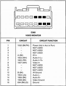 Kenwood Kdc138 Wiring Diagram