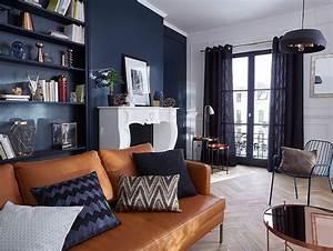 les 25 meilleures idees de la categorie salon bleu sur With couleur qui se marie avec le bleu marine