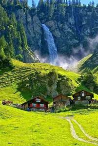 Tourist, Places, In, Switzerland