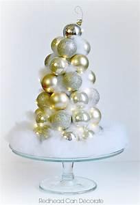 Easy, Christmas, Decorating, Using, Foam