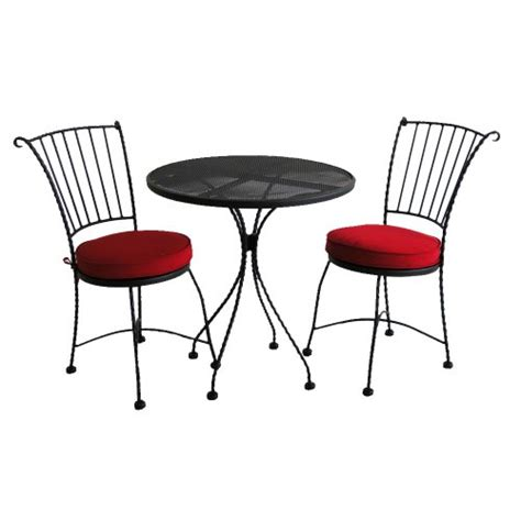 patio sets clearance edgewater 3pc bistro set on sale
