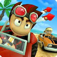 beach buggy racing mod apk unlimited coins buggy