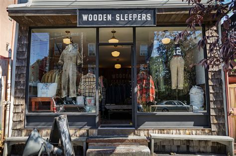 Wooden Sleepers by Wooden Sleepers The Shopkeepers