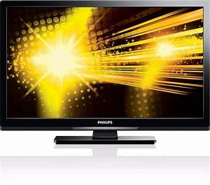 Televisi U00f3n Philips 32pfl3901  F8 Smart Tv Led 32 U0026 39  U0026 39 -negro