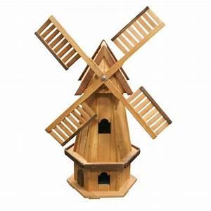 Moulin Deco Jardin : moulin a vent jardin exterieur maison fran ois fabie ~ Teatrodelosmanantiales.com Idées de Décoration