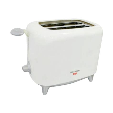 Cheapest Pop Up Toaster by Jual Deals Sharp Kz 90l W Pop Up Toaster 2 Slices