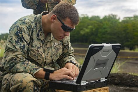 DVIDS Images Range Is Hot EOD Marines Test Their