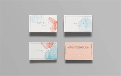 tarjetas de presentacion cuyo diseno te atrapara