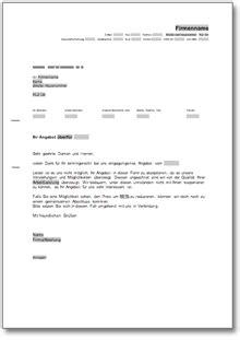 beliebte downloads musterbriefe dokumente vorlagen