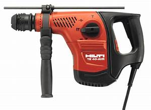 Hilti Te 17 Hammer Drill Manual