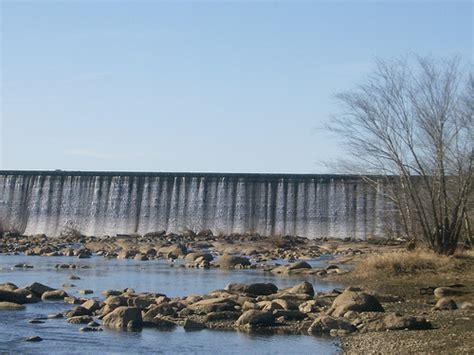 Blewett Falls Lake Boat Landings by Blewett Falls Dam Is On The River In Anson