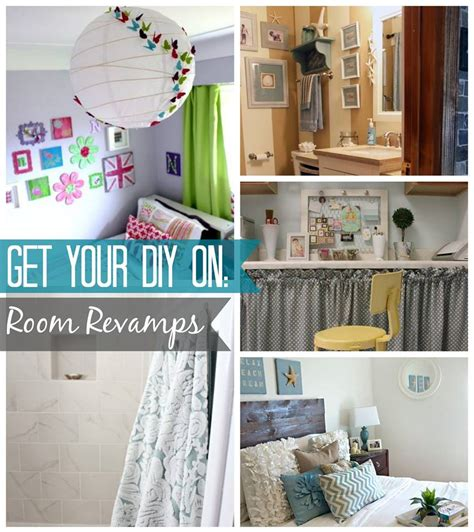 Get Your Diy On August Room Revamps  Confessions Of A