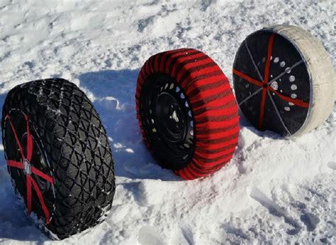 An Alternative To Snow Tires?