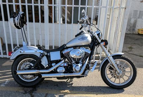 Mid Controls For Dyna Low Rider