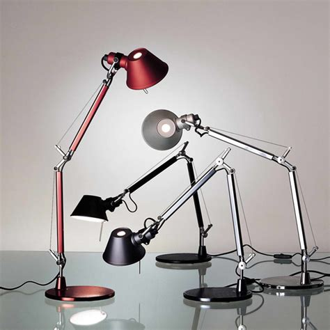 artemide tolomeo micro table l with base a011800