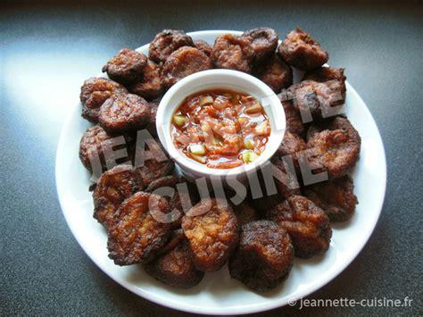 jeannette cuisine claclo de banane beignets ivoiriens 171 ap 233 ritif