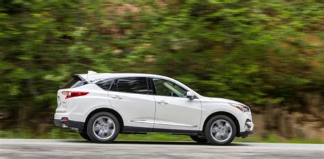2020 Acura RDX :  Changes, Release Date And Pricing