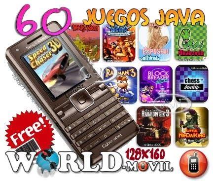 Los mejores juegos de nokia para descargar gratis en tu celular: Descargar Bajar Gratis Pack de 60 Juegos Java Movil ~ TODO PARA MI MOVIL