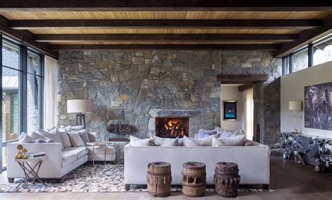 Chalet Lhotse Rustic Yet Glamorous In by Mountain Chalet In Colorado Showcases Rustic Contemporary